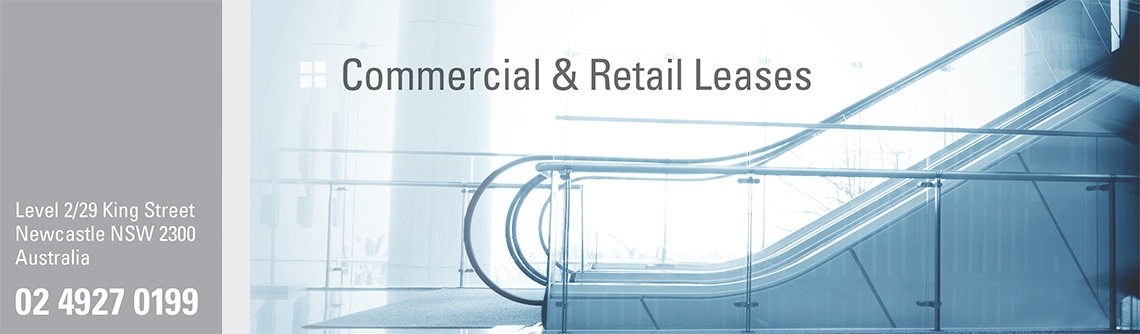 Commercial & Retail Leases